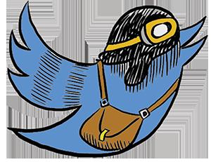 Twitter Pigeon