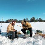 Ice Fishin