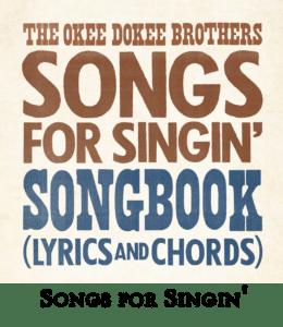 Songs for Singin' Booklet